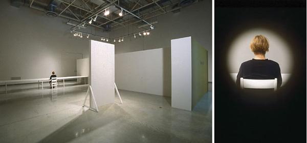 Untitled-installation